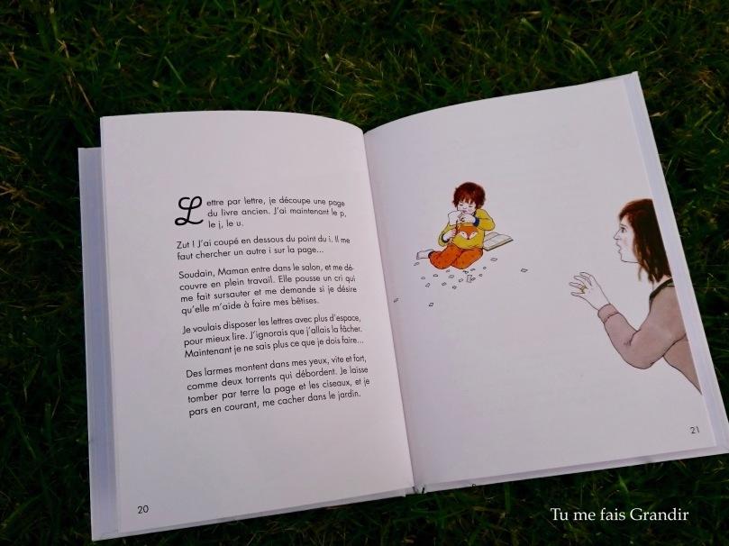 Jules sait lire livre