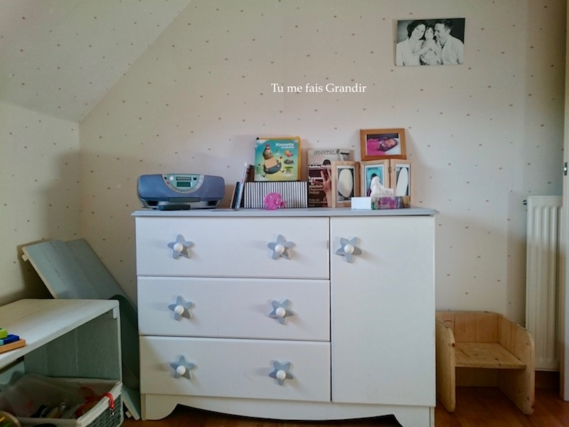 Chambre Montessori commode