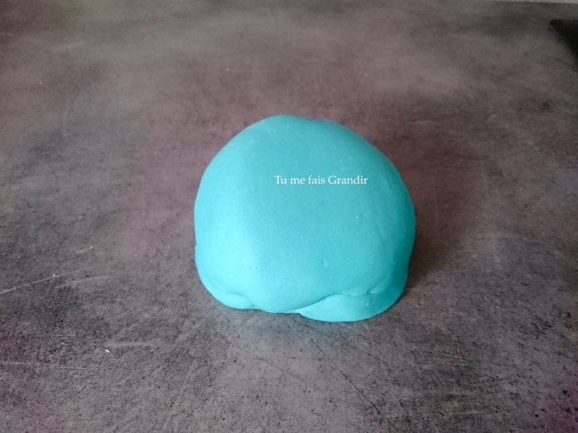 Pate a modeler boule